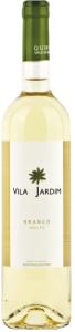 Vila Jardim Branco białe tło